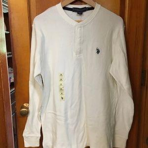 U.S. Polo Assn. Long Sleeve Shirt (New w/ tags)